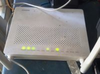 Password admin modem huawei HG8245H