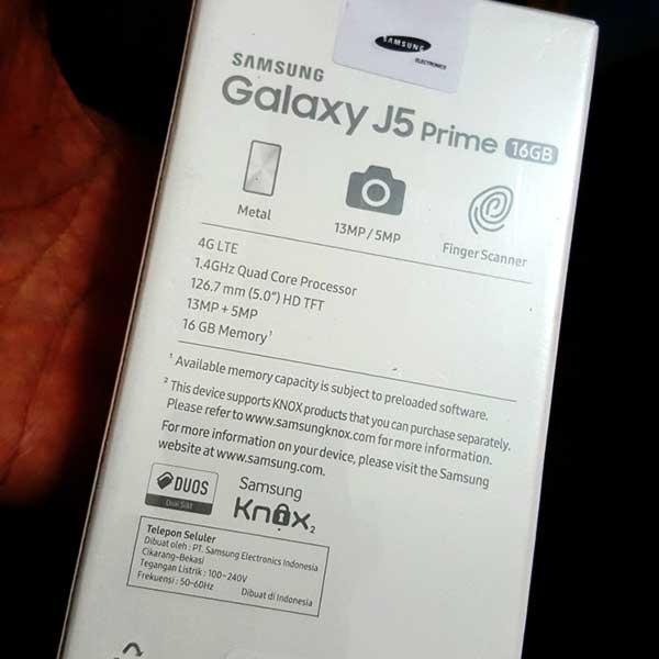 Galaxy J5 Prime Hadiah Telkomsel Pointastic Deal BUMN 2019